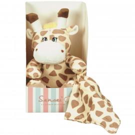 Doudou Girafe à personnaliser