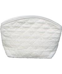 Trousse de toilette unie éponge matelassée 420gr/m²