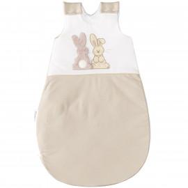 Gigoteuse bébé coton jersey Pompon Le Lapin
