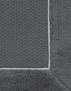 Serviette de bain double face 450gr/m² Zero Twist