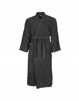Peignoir adulte col kimono uni 420gr/m² Coton